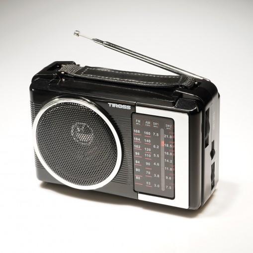 Nowoczesne radio przenośne