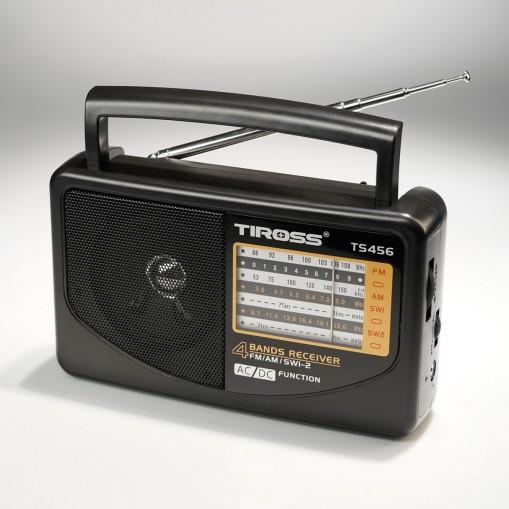 Kompaktowe radio przenośne
