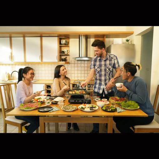 Patelnia grillowa do kuchenek turystycznych