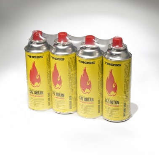 Zgrzewka butli gazowych (4 butle)