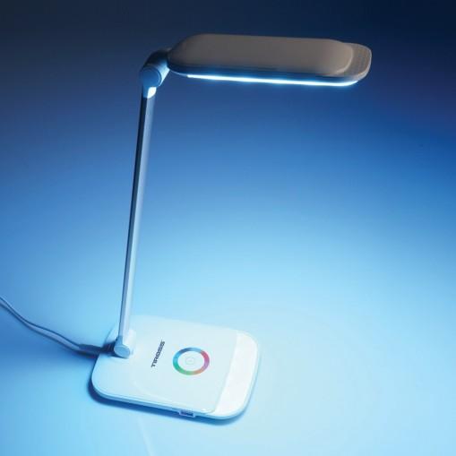 Lampa biurkowa LED z opcją regulacji światła