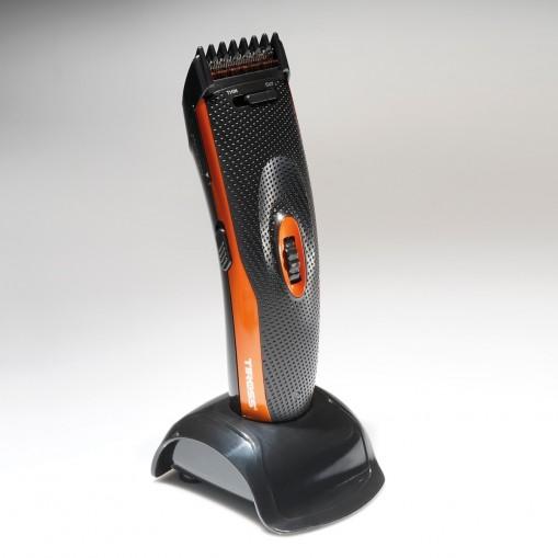 Bezprzewodowa golarka dla włosów z ergonomicznym uchwytem