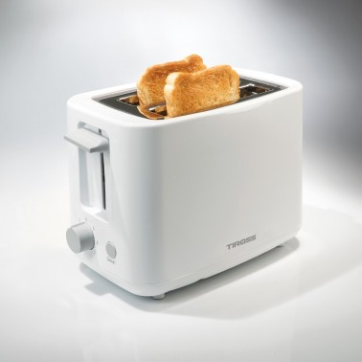Elegancki toster z regulacją poziomu mocy